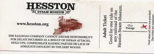 The Hesston Steam Museum. Hesston Indiana USA. Sunday, September 12th, 2010. by Eddie from Chicago