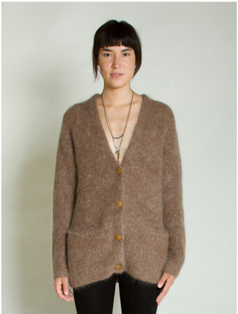 United Bamboo Mohair Cardigan | totokaelo.com :  totokaelo winter cardigan sweater