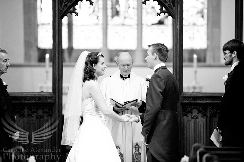 Minchinhampton Church Wedding 3
