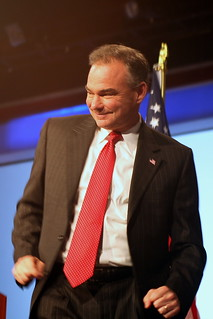 From http://www.flickr.com/photos/28567825@N03/4994570651/: Democratic National Committee Chairman Tim Kaine