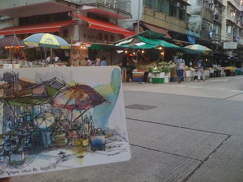 Market @ Sham Shui Po, Hong Kong