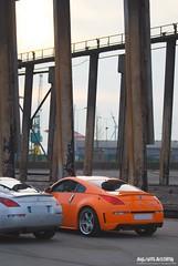 350Z : E Tempo Edition (Asphalt Addicts) Tags: auto orange cars car sport race flickr track nissan automotive voiture racing circuit 350z piste fairlady sportive asphaltaddicts
