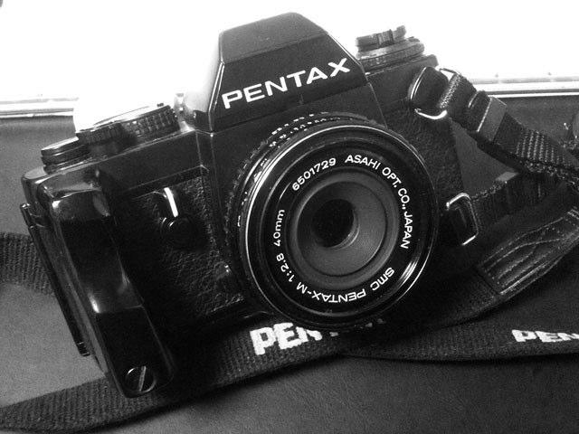 PENTAX LX M40mmF2.8