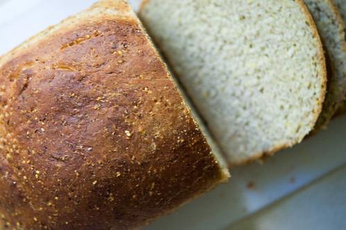 stuffing bread!