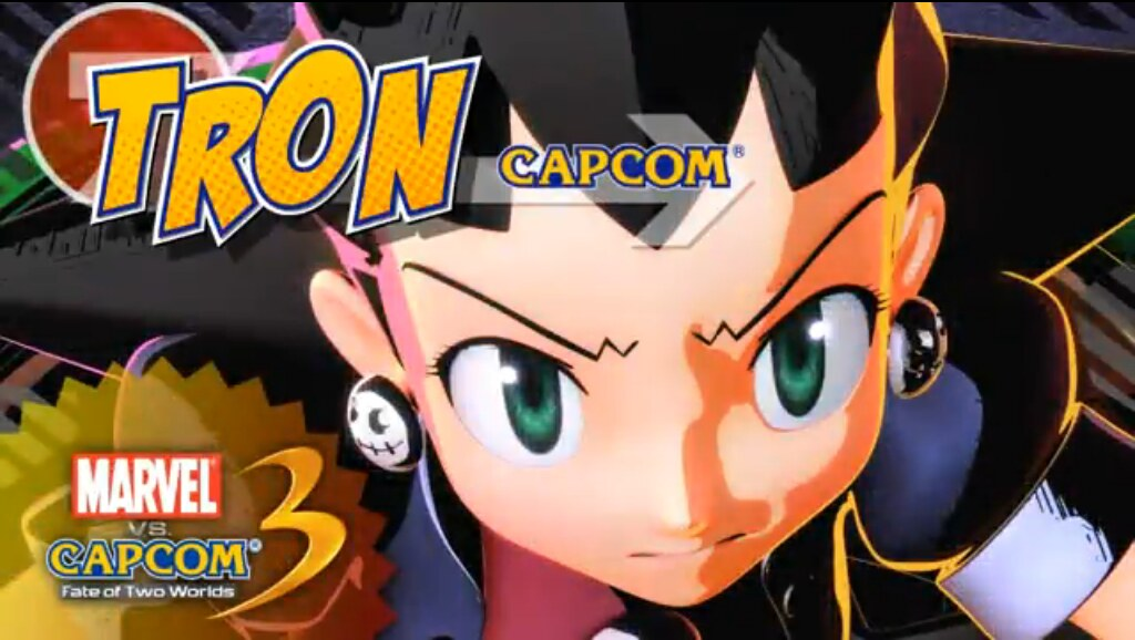 Marvel vs Capcom 3 Fate of Two Worlds Tokyo Game Show 2010 capcom Tron Bonne Unveil Game trailer