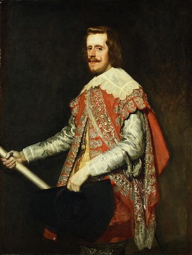 King Philip IV of Spain, Diego Rodríguez de Silva y Velázquez, 1644