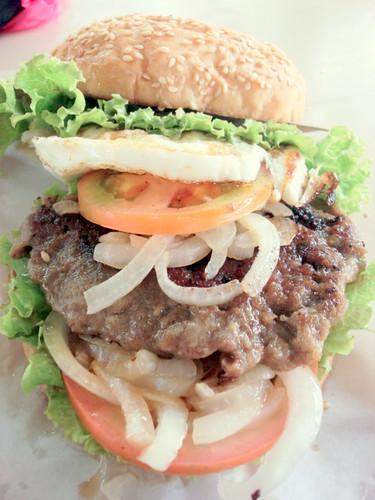 Lamb Burger at SS2 Wai Sik Kai 2
