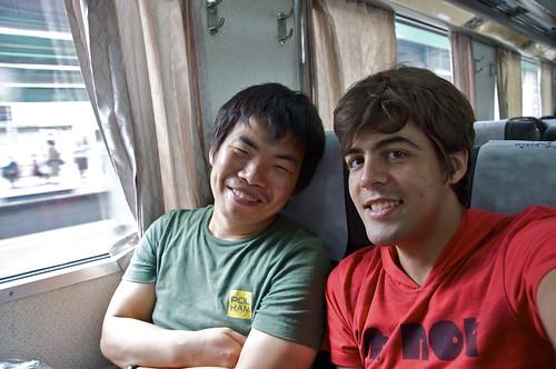 Gente que conoces en el tren