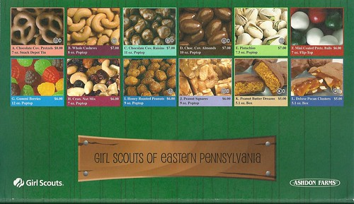 Girl Scout Order