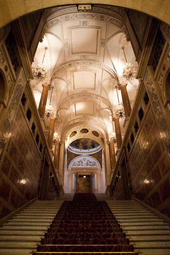Hôtel de Ville de Paris - Grands Escaliers
