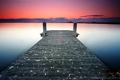 Hot & Cold [Explore #82] (Gary Ngo | Photography) Tags: longexposure seascape water landscape pier nikon maryland