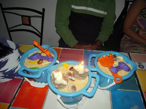 Bolo de Areia ~ Sand Cake