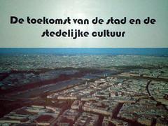 Science Café Deventer: De toekomst van de stad en de stedelijke cultuur
