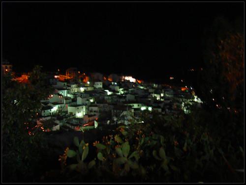 Noche en Guaro