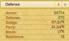 Defense Stats 3.3.5