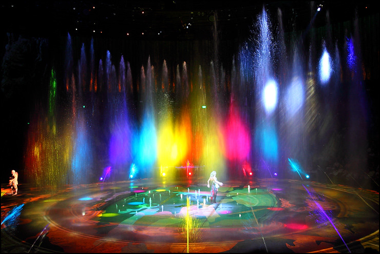 water-show