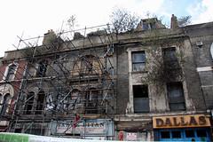 Urban decay, London (sensaos) Tags: england urban house london abandoned shop dallas europa europe britain decay great ruin shops saree derelict engeland 2010 londen bitan