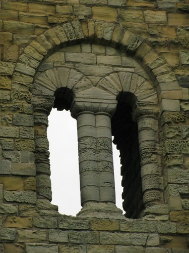 Close up of Scarborough Architecture