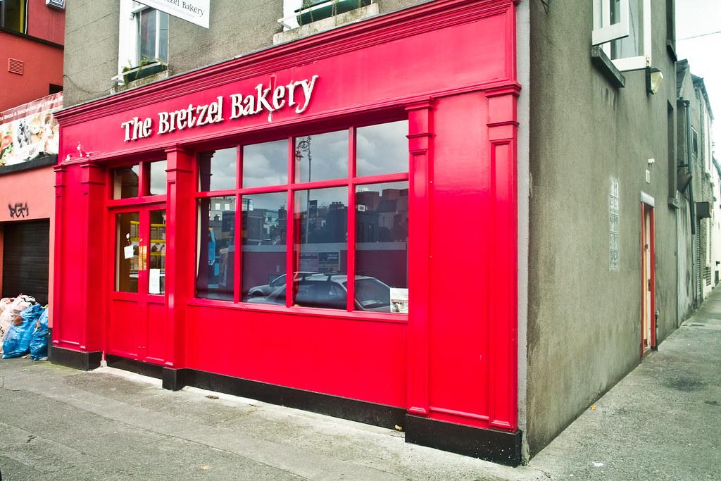 Famous Bakery In Portobello (Dublin)