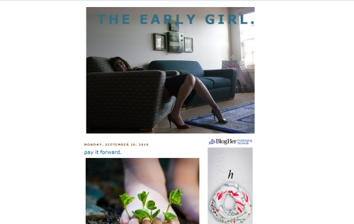 The Early Girl