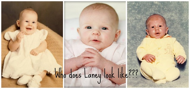 who does laney look like?
