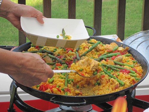 Texas Paella
