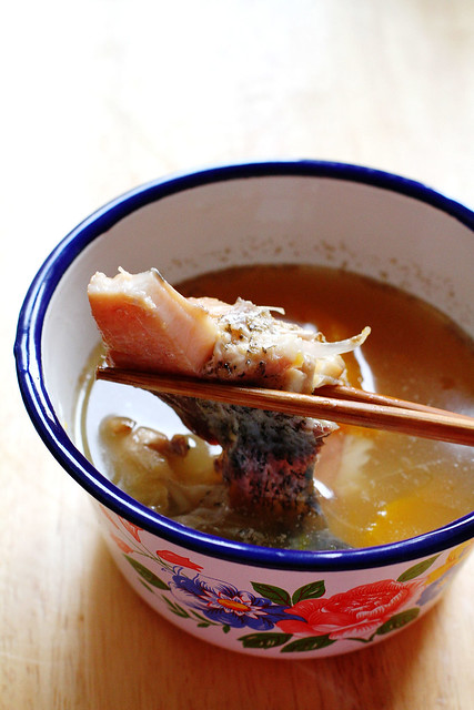 Fish & Papaya Soup