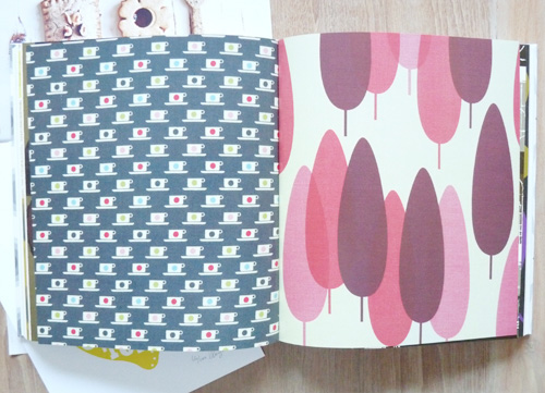 NEW! Pattern Book by Orla Kiely