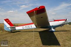 D-KIEV - 44679 - Private - Scheibe SF-25C Falke 2000 - 100710 - Fowlmere - Steven Gray - IMG_6687