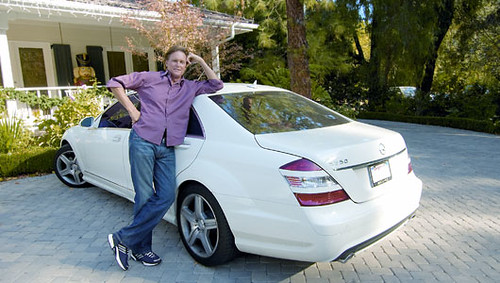 Bruce Jenner's S-Class