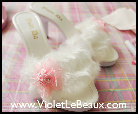 Bodyline Shoe Tutorial 1