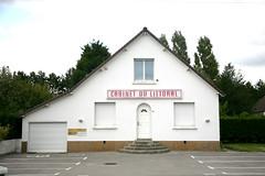 France, Pas-de-Calais, architecture civile : cabinet du littoral