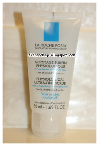 La Roche-Posay Physiological Ultra-Fine Scrub
