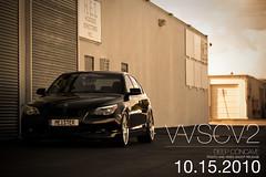BMW 5-Series VVS-CV2 Teaser: 10.15.2010 Release (VossenWheels) Tags: 5 wheels deep bmw series concave teasers vossen cv2 vvscv2