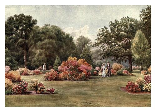 019-las azaleas-Kew gardens 1908- Martin T. Mower