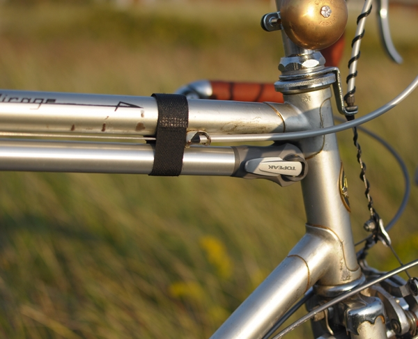 lovely bicycle making an ordinary vintage roadbike extraordinary a review of sorts