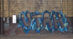 Made U Look (break.things) Tags: nyc newyorkcity ny newyork abandoned graffiti utah queens f5 ether mul dceve madeulook
