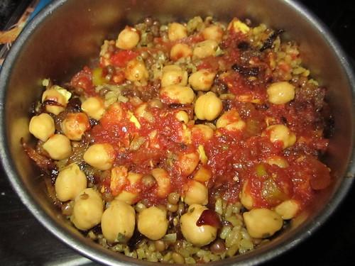 Homemade Kushari