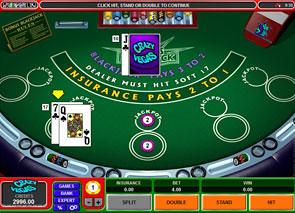 Bonus Blackjack