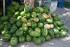 Watermelons (niklausberger) Tags: china xinjiang turpan xigua tulufan