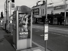 [FEMM] [PANTS] when you dance (a r b o) Tags: street sky woman girl hat sign shop retail kew panties advertising concrete trafficlight high model crossing phone dancing knickers phonebooth hill panty australia melbourne pedestrian lingerie victoria womens payphone advert highstreet telephonepole bitumen seminude phonebox celebrating publicphone tramstop seminaked tramtracks jcdecaux kayser perfectfit publicphonebox posterad braillesign pulsepharmacy celebratetheperfectfit unperpants whatevershapeyouare tramtimetable