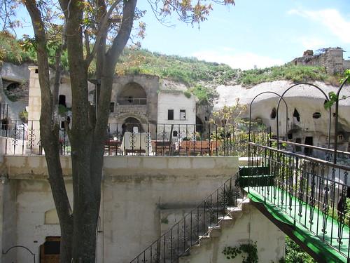 Gamirasu Cave Hotel Terrace