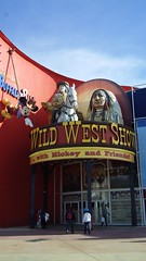 Buffalo Bill's Wild West Show!