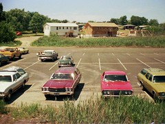 A new & improved scan of one of my faves. So many colorful 1970s cars in the Surf Club parking lot from the top of a playground slide to new houses on Seabreeze Ave. Milford Connecticut. July 1974 (wavz13) Tags: 110 110film instamatic vintage pocketinstamatic pocketcamera 1970s teenage memories oldschool growingup oldphoto vintagephoto 1970sphoto oldphotograph vintagephotograph 1970sphotograph oldcars oldcar 1970scars 1970scar 1970sparkinglot 1970schevrolet 1970schevy 1970sford corvette 1960spickuptruck 1960soldsmobile 1960smg oldconnecticut vintageconnecticut 1970sconnecticut oldphotographs oldphotos 1970sphotographs 1970sphotos oldphotography 1970sphotography vintagesnapshots oldsnapshots vintagephotographs vintagephotos vintagephotography filmphotos filmphotography vintagemilford oldmilford 1970smilford vintagewoodmont oldwoodmont 1970swoodmont connecticutphotographs connecticutphotos oldconnecticutphotography oldconnecticutphotos connecticutphotography vintagenewengland oldnewengland 1970snewengland vintagenewenglandphotography oldnewenglandphotography vintagenewenglandphotos oldnewenglandphotos kodacolor analogphotography vintagecars vintagecar 1960scars collectiblecars collectablecars