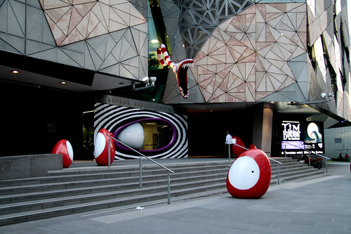 Tim Burton The Exhibition (Melbourne, Australia)