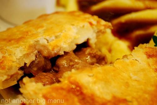 Kennedy's - Venison pie