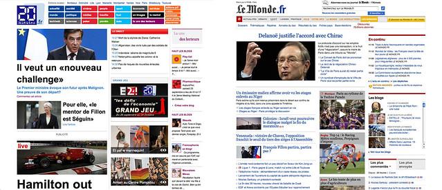 L'essor de l'orientation visuelle dans la presse en ligne