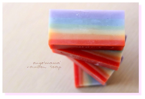 教學蛋糕皂 025