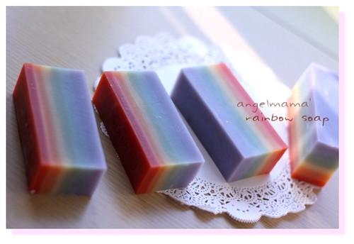 教學蛋糕皂 017