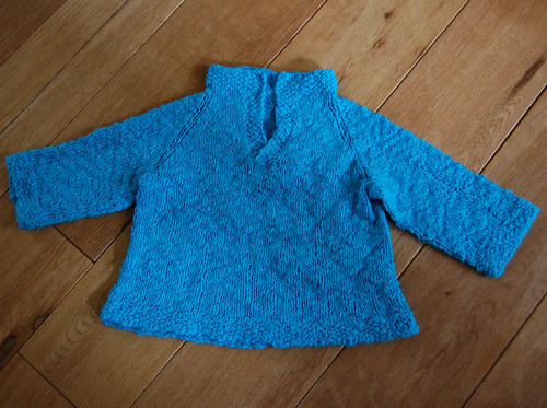 Child's Placket-Neck Pullover 02